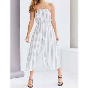 Silence + noise, Urban Outfitters culotte jumpsuit